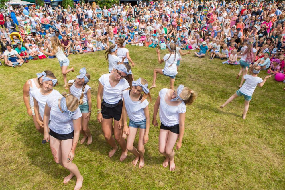 11178b33ad0 Rõõmsate Laste Festival pakkus rõõmu tuhandetele lastele