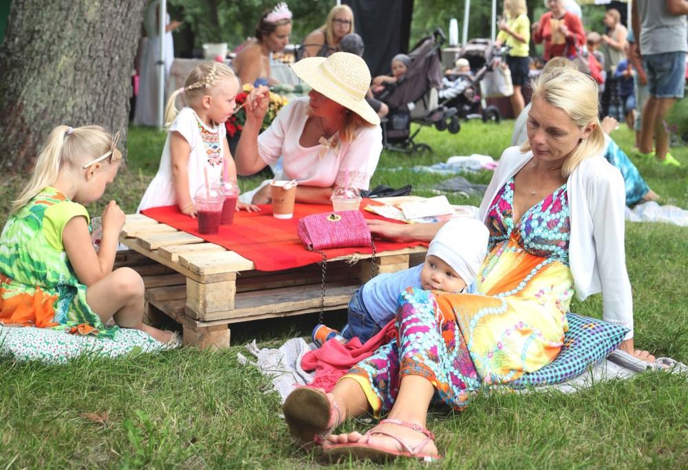 00db5f1efad NÕUANNE: Kuidas Rõõmsate Laste Festivali kogu perega kõige paremini nautida?